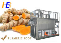 Liquid Nitrogen Turmeric Pulverizer Machine , 10 - 700 Mesh Chilli Grinding Machine
