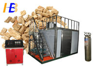 China Codonopsis Root / Pilosula Herbal Powder Making Machine Integrated Cooling System Available factory