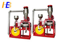 Micron Size PET Plastic Bottle Grinder Machine Water Cycle And Wind Cooling Available