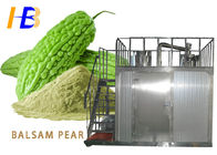 China Balsam Pear Powder Food Pulverizer Machine With Liquid Nitrogen Freezing factory