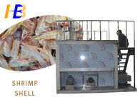 China Shrimp Shell / Head Grinding Pulverizer Machine , Cryogenic Freezing Pulverizer Machine For Powder factory