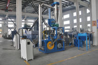 China High Power Plastic Grinding Equipment , Vertical Plastic Scrap Machine factory