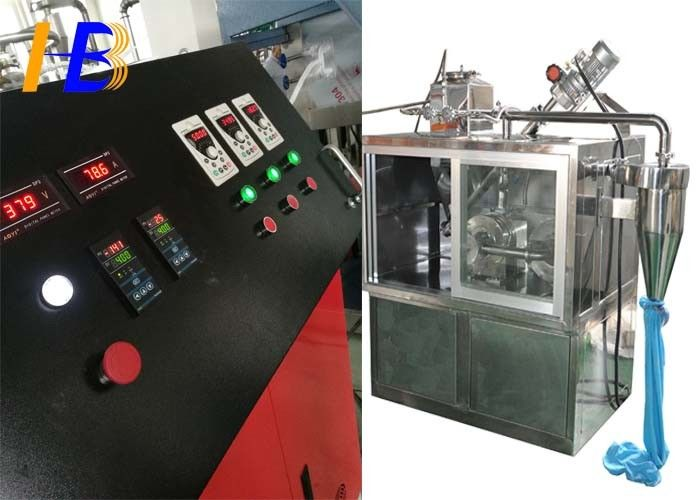Mini Stainless Steel Cryogenic Grinding Machine Used For Plastic Industry