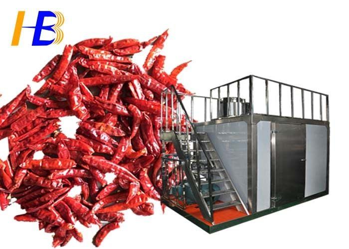55kw Ulta - Fine Chili Powder Grinding Machine Closed Loop Design Founded