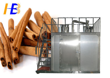 Automatic Powdered Cinnamon Herb Grinding Machine With Closed Grinding Vials