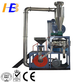 China High Speed 75kw Plastic Grinding Machine Improve Particle Size Distribution Available factory