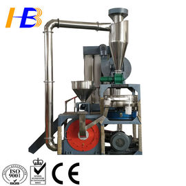China High - Yield EPS Plastic Waste Recycling Machine With Vibration Sieve factory