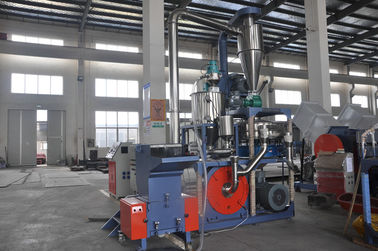 High Output Plastic Pulverizer Machine For Powder PE PVC PP PS ABS PET